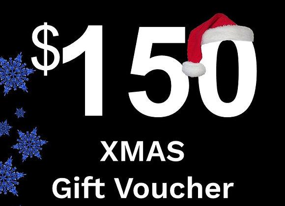 $150 Xmas Gift Card