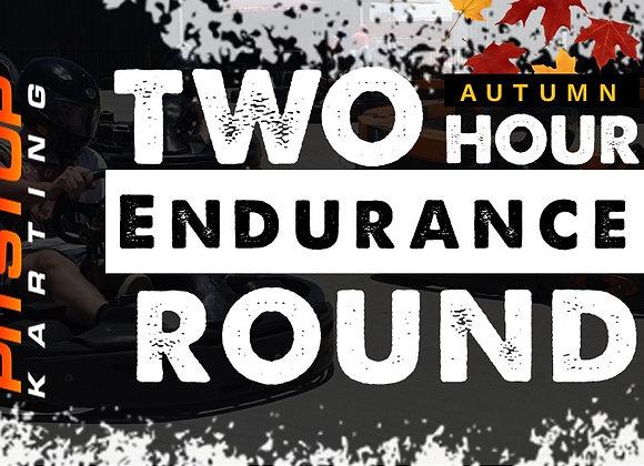 2 Hour Autumn Enduro 2021