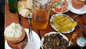 10 סיבות להתאהב באירוח הגאורגי