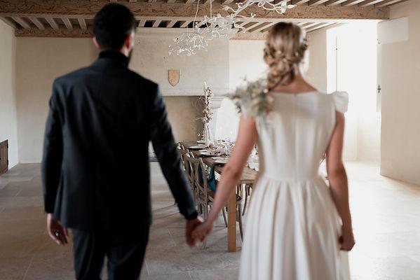 Mariage au Château de Chanet