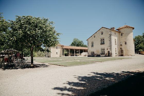 Domaine de Vieux Mareuil - location de luxe dordogne