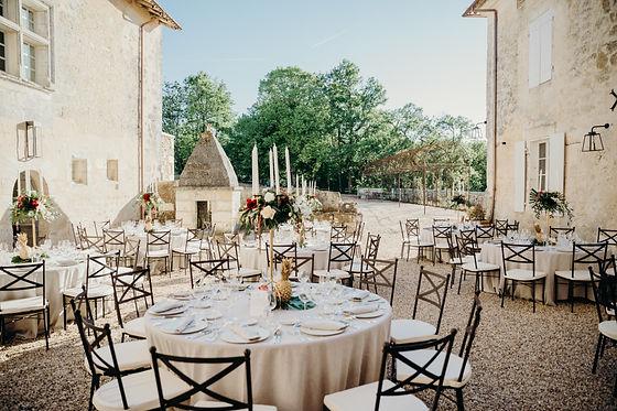 Mariage Dordogne - Domaine de Vieux Mareuil
