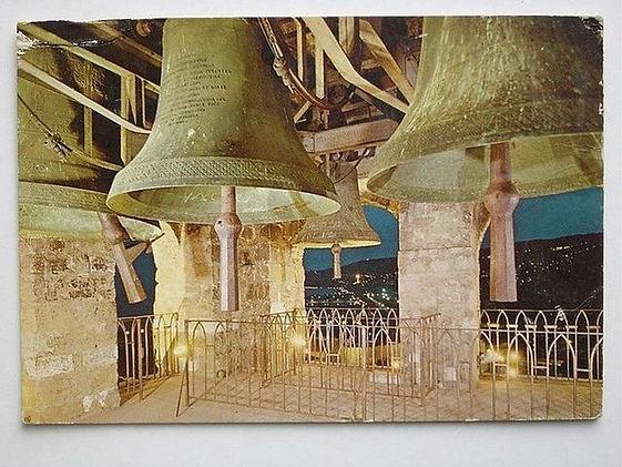 Le Campane Di San Giusto.Cattedrale Di San Giusto