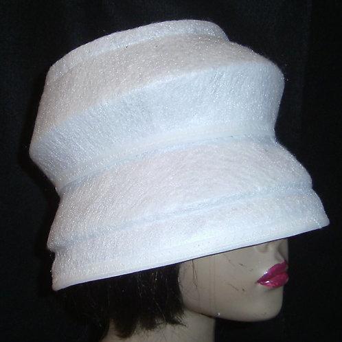 #15 Fosshape 2 piece hat frame