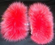 Fur Cuffs