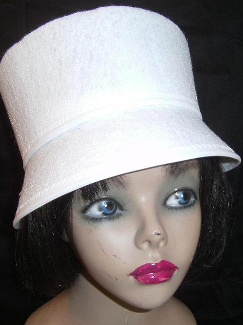 #2  Fosshape 2 piece hat frame