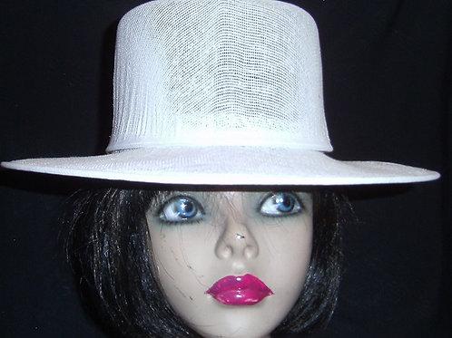 2pc Buckram hat frame
