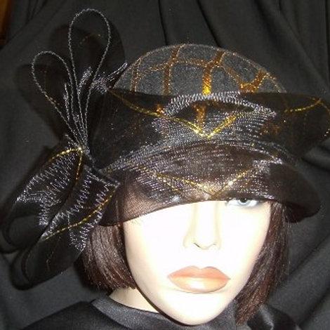 Black Fosshape crown