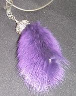 Fur Key Chains