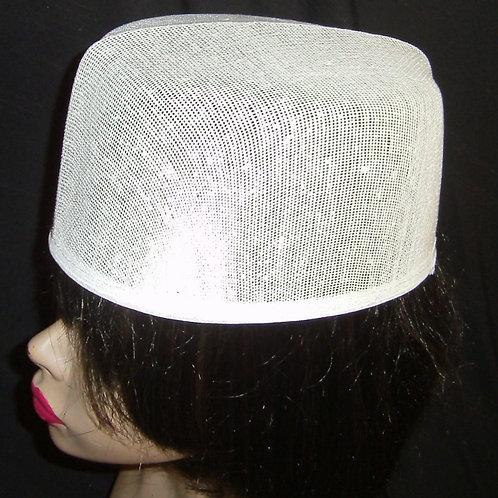 Buckram hat frame # 164