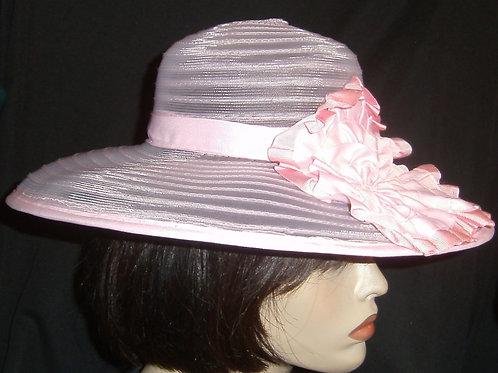 Pink horsehair