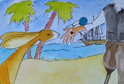 Da 40 Treasure Island