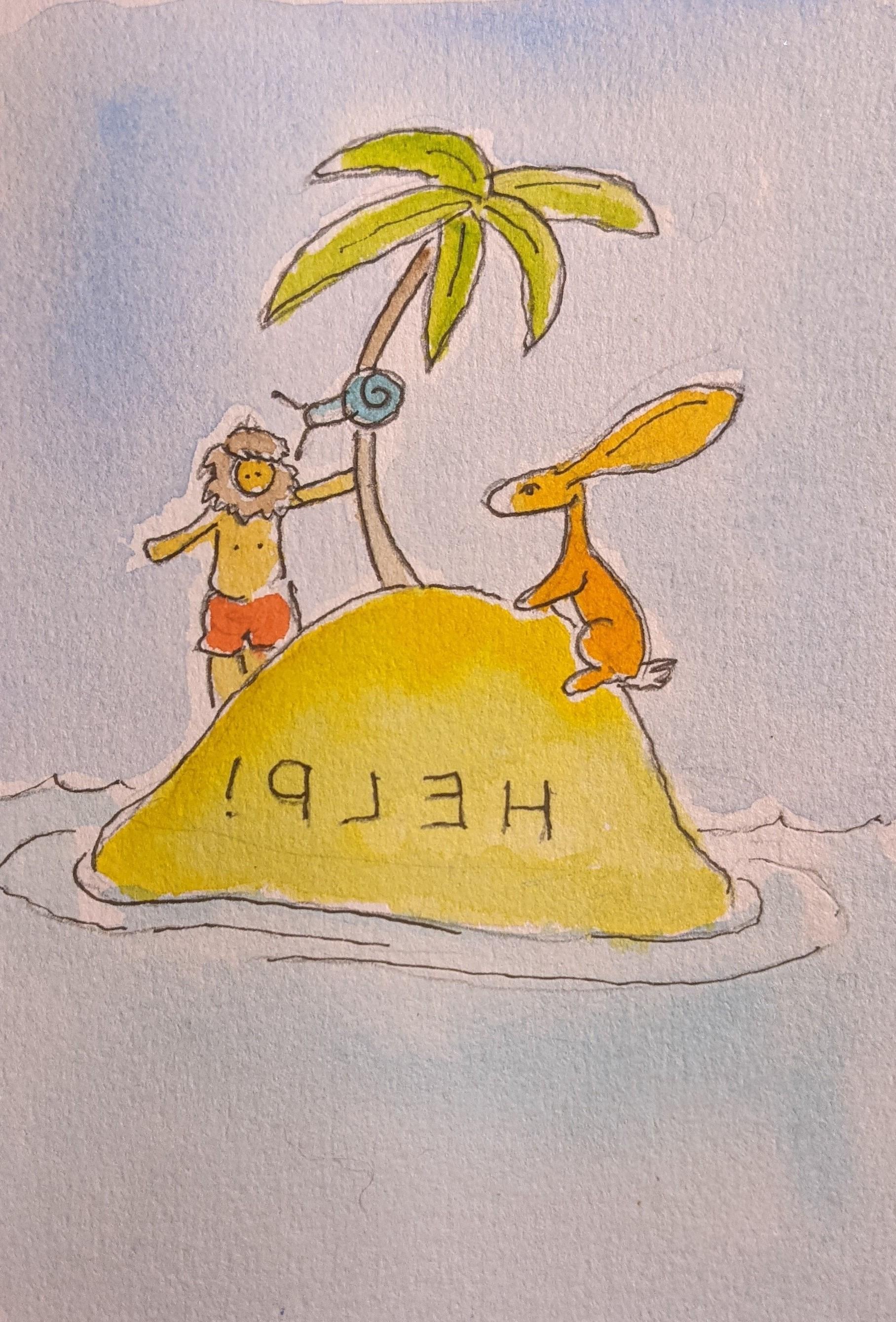 Day13 Robinson Crusoe