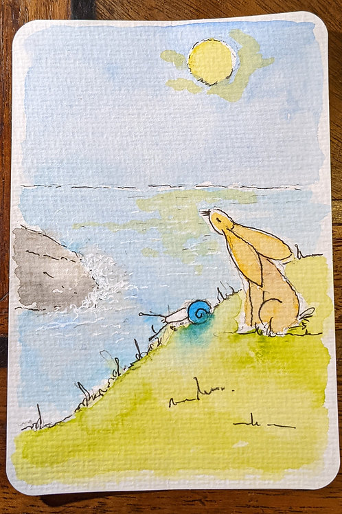 Postcard - Pembrokeshire