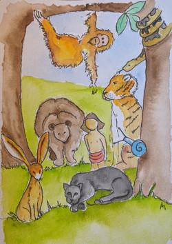 Day 12 The Jungle Book