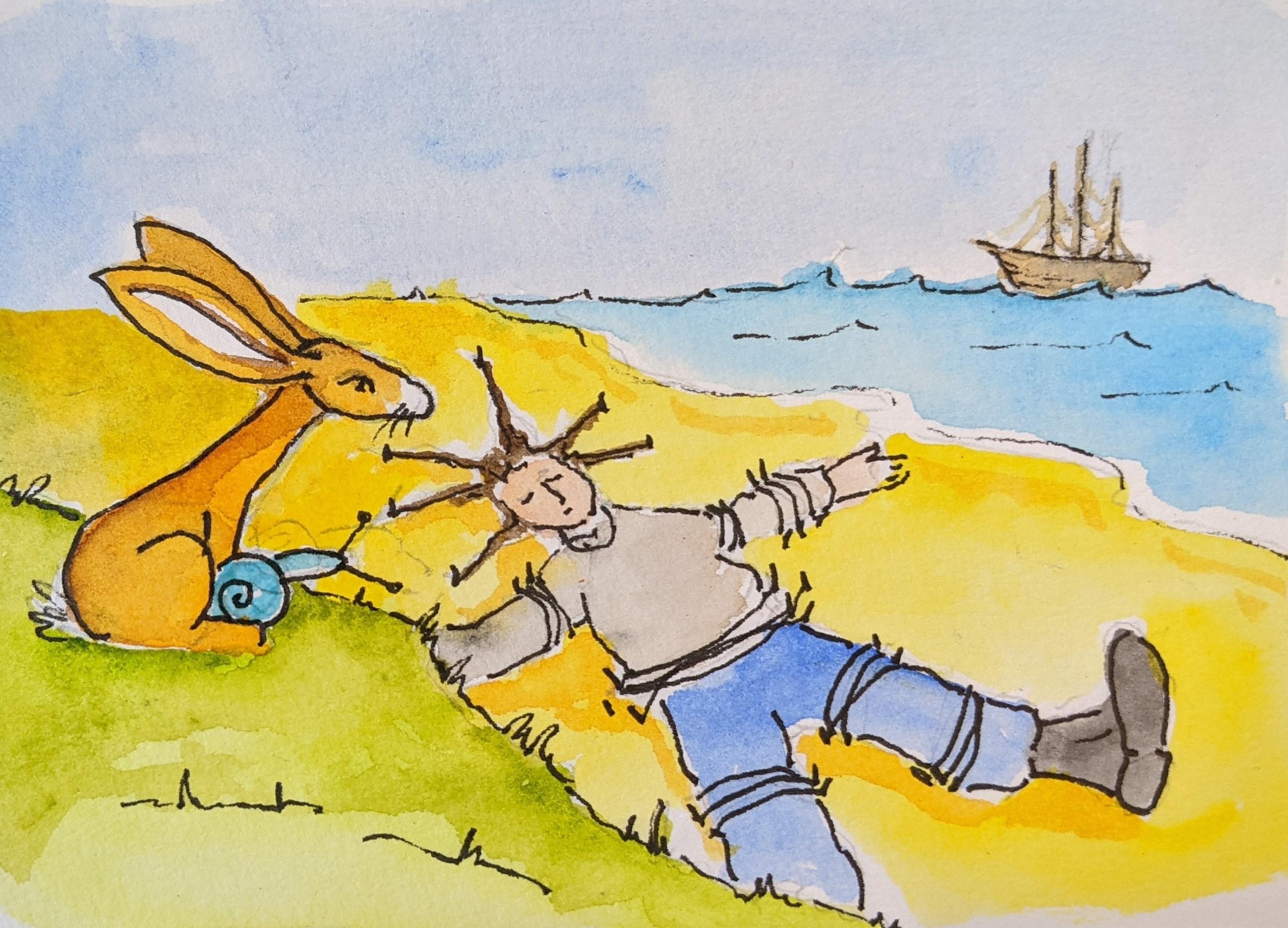 Day 22 Gulliver's Travels