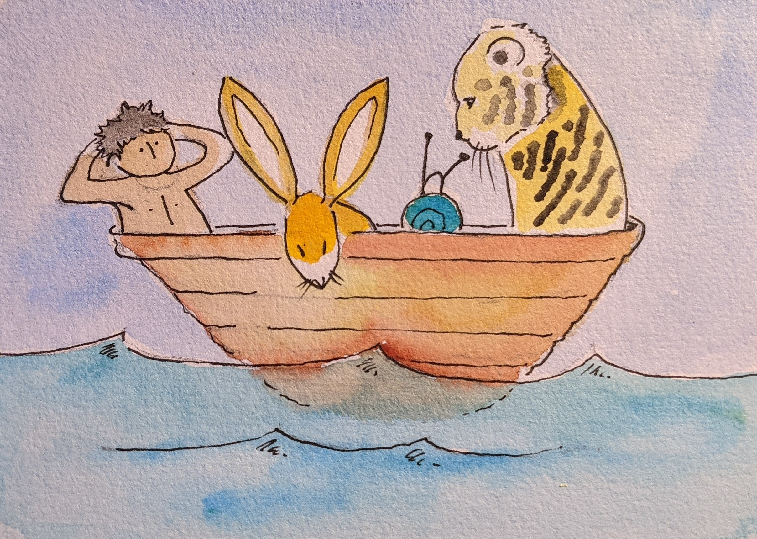 Day 36 The Life of Pi