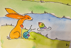 Day 29 The Rainbow Fish
