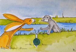 Day 35 Tarka the Otter