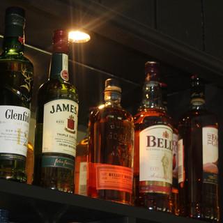 Spirit Shelves