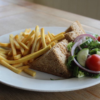 Tuna Mayo Sandwich