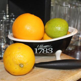 Lemons. Limes and Oranges