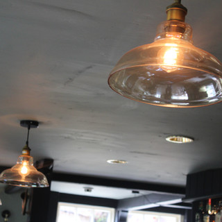 Lights in the Bar