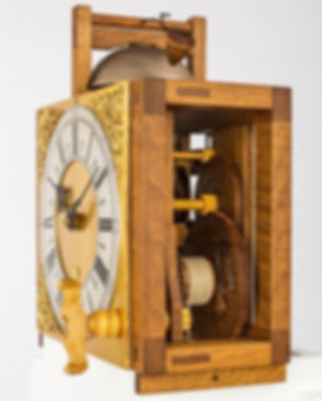 new edition Harrison (early type) clock
