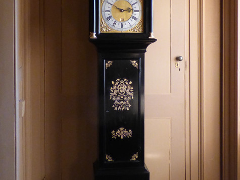 1713 Harrison replica clock and Harrison styled case