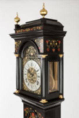 new-edition precision Harrison clock by