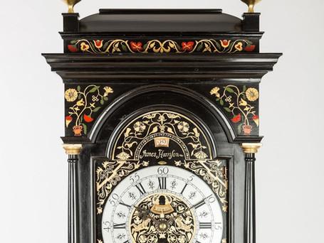 Harrison clock replica