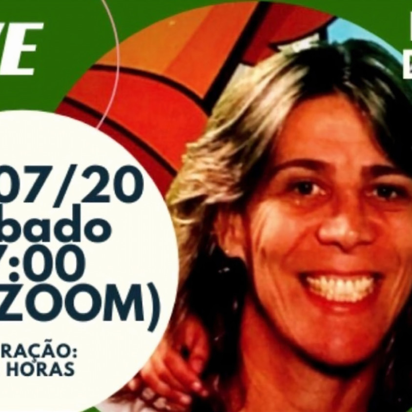 Live: Prece e Meditação, com Ivone Damas