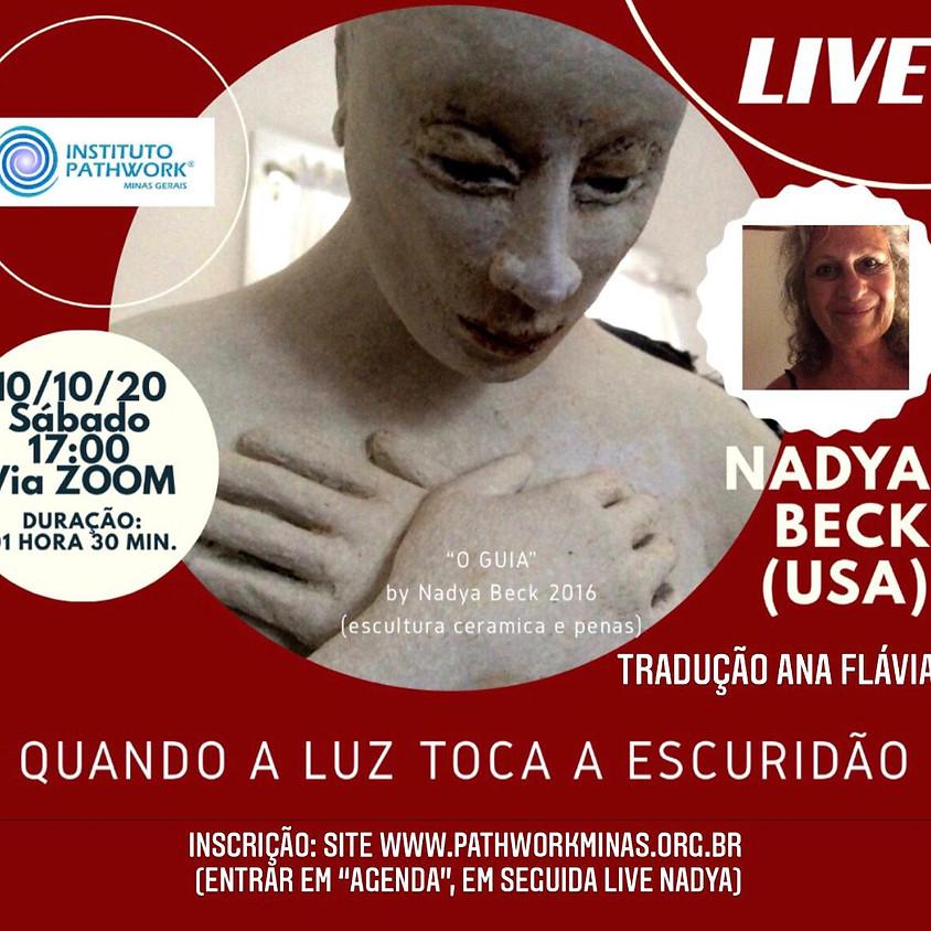Live Nadya Beck - Quando a luz toca a escuridão