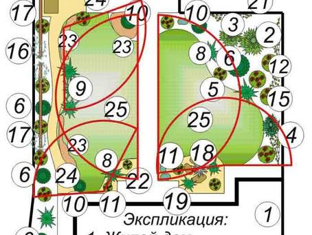 Ландшафтный дизайн в Одессе