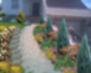создание цветников и миксбордеров