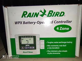 автономный компьтер полива Rain Bird WPX