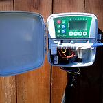 Наружный компьютер Rain Bird для систем автоматического полива