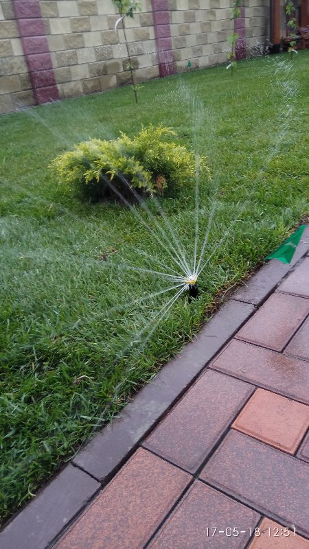 Система автоматического полива Rain Bird