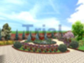 3D визуализация ландшафта