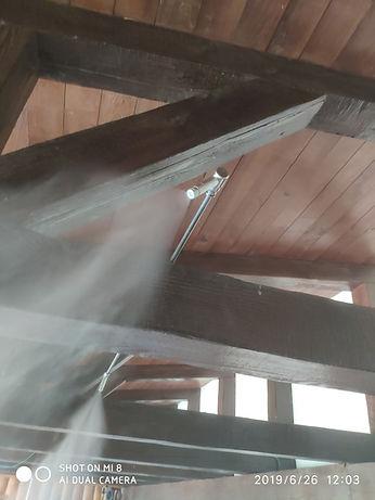 система туманообразования Одесса