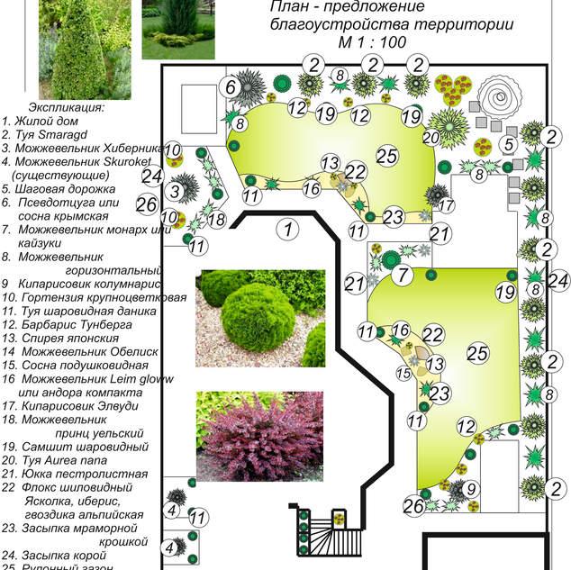Озеленение в Одессе