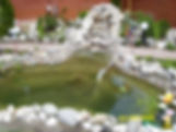 создание водоемов в саду