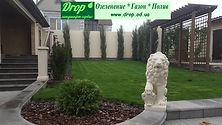 Автополив газона и растений Овидиополь