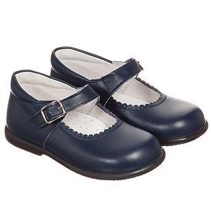 children-s-classics-girls-navy-blue-leat