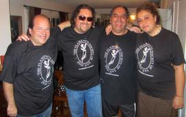 Jose Luis de la Paz / Jose Mendez / Eddie Diaz and Myriam