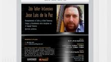 Nuevo Taller Intensivo con Jose Luis de la Paz
