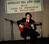 Jose Luis de la Paz / Barcelona 89