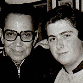 Jose Luis de la Paz / Mario Moreno Cantinflas