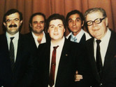 Jose Luis de la PAz / Sr de la Borbolla / Eduardo Garrocho (singer) / Maestro Esteban de Sanlucar
