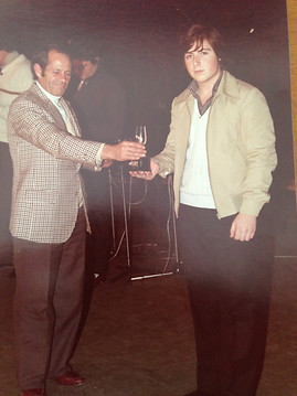 Jose Luis de la Paz / Jerez National Award 1981